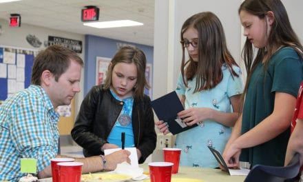 CES Welcomes Award Winning Author