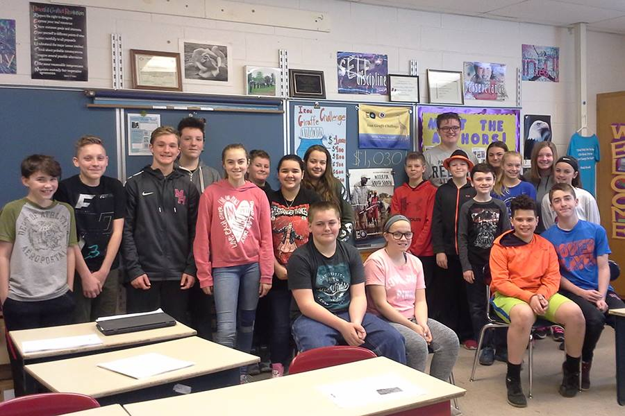 MS Students Raise Money to Bring Water to South Sudan
