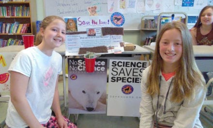 Students Learn About Charities While Raising Money