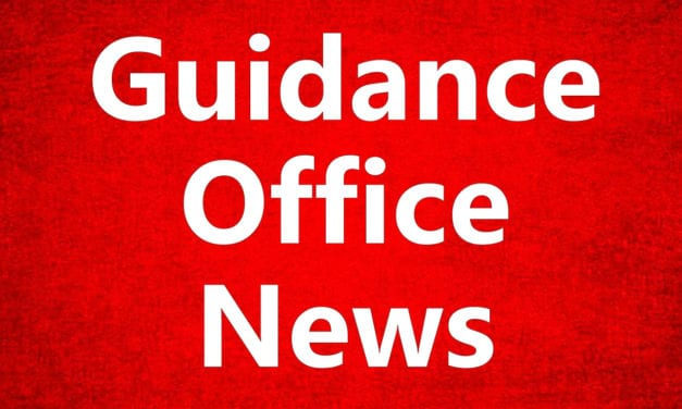 Guidance Office Newsletter