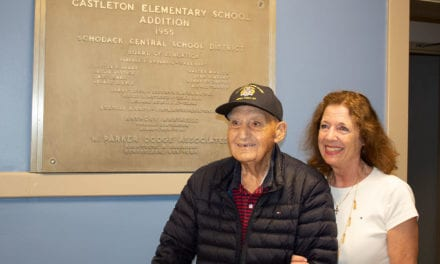 1955 BOE Member Visits District