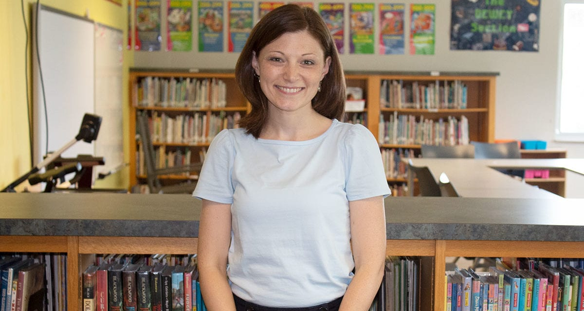 Keri Rosher Joins CES as Assistant Principal