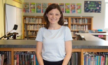 Keri Rosher Joins CES as Assistant Principal