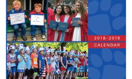 2018-19 District Calendar Available