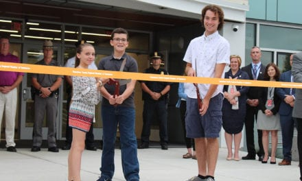 Maple Hill High School Ribbon Cutting (Video)