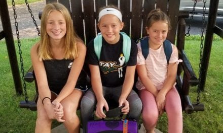 Families Share Back-to-School Photos