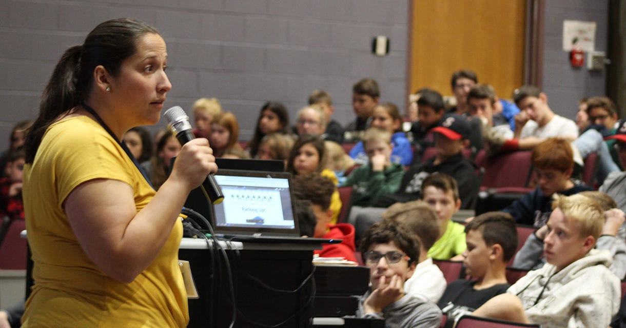 Maple Hill Discusses School Safety