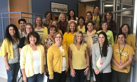 District Supports Childhood Cancer Awareness Month