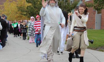 CES Halloween Parade (Photos)
