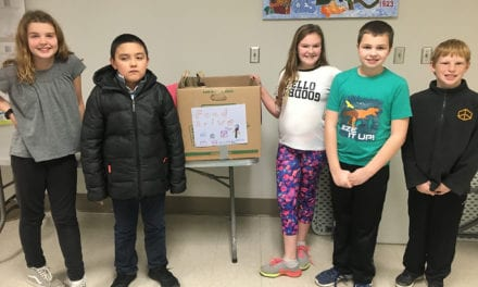 CES K-Kids Hold Two Drives