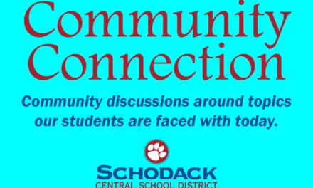 District Offers Community Connection Series