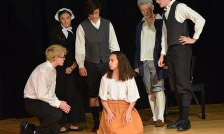 Drama Club Performs Play (Photos)