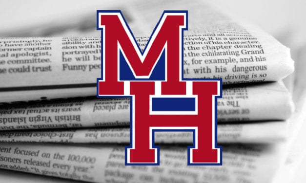 Jr. PawPrint Student Newspaper