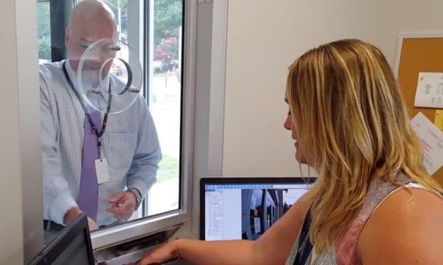 Visitor Management System Improves Safety