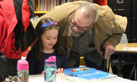 Grandparents Day at CES (Photos)