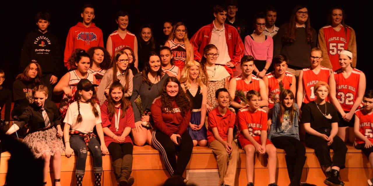 Maple Hill Focuses on Successes as Gr. 7-12 School