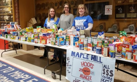 Hoops Against Hunger a Success