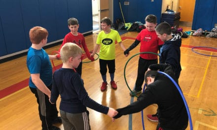 K-Kids Raise Money for Heart Association