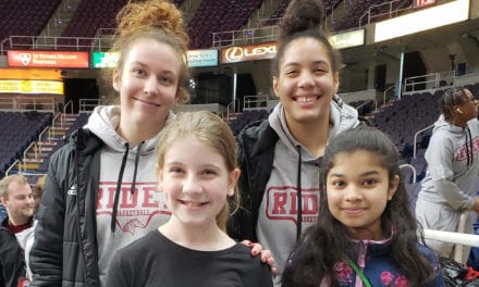 Students Meet Collegiate Athletes