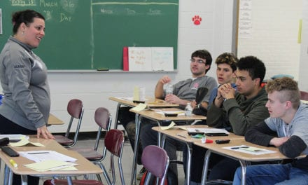 Maple Hill Holds Wellness Day