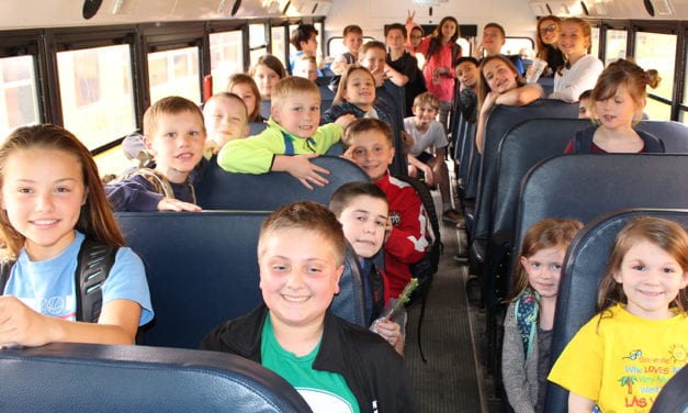 District to Hold Drive a School Bus Day