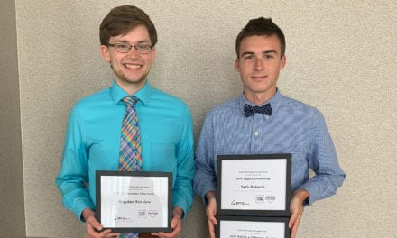 Seniors Honored with Scholarships & Awards