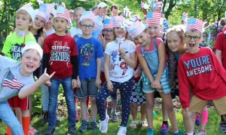 CES Flag Day Celebration (Video)