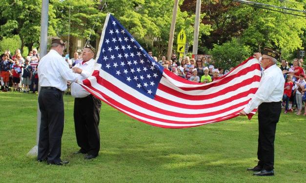 CES Flag Day Celebration (Photos)