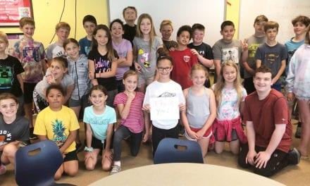 Student Council Raises Money for Charity