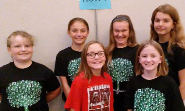 Students Perform in Summer Choir
