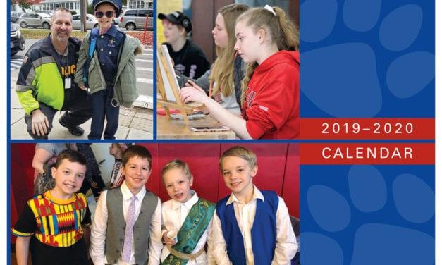 2019-20 Calendar Available