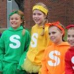 CES Halloween Parade (Video)