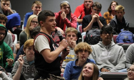 Maple Hill Holds Assembly on Mental Health