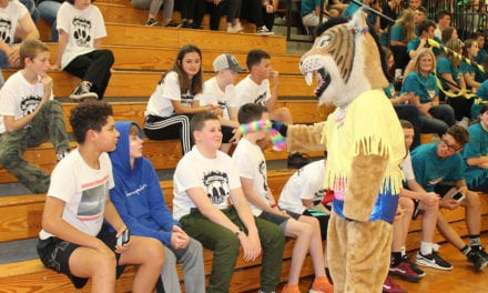 Maple Hill Holds Pep Rally (Photos)