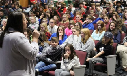 School Safety Discussed at Assembly