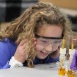 Yale University Scientists Visit CES