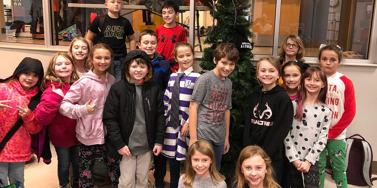 K-Kids Organize Hat & Mitten Tree
