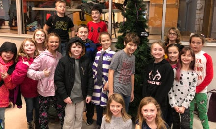 K-Kids Organize Hat & Mitten Tree