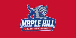 Maple Hill Jr/Sr High School logo