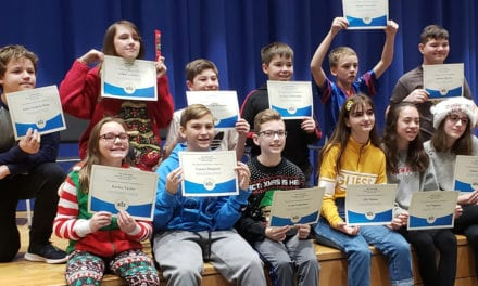 8th Grader Wins Second Spelling Bee