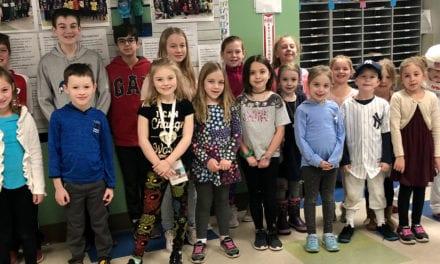 Caring School Community Student Award Winners
