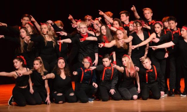 Drama Clubs Performs Cabaret (Photos)