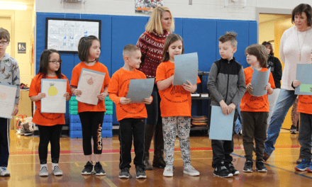 CES Holds Monthly Morning Assembly