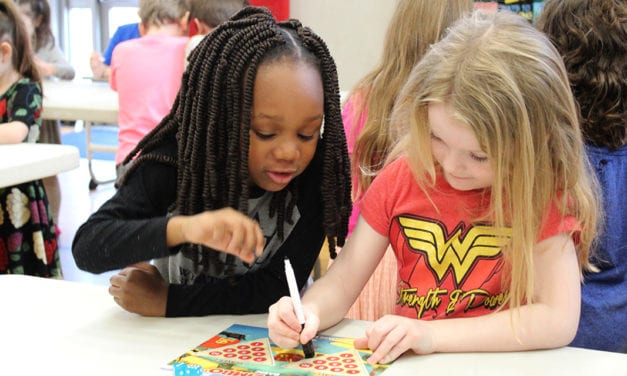 Math Mania Day at CES