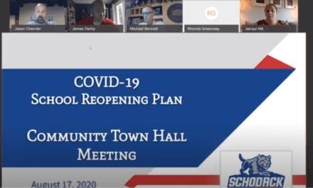 Virtual Community Town Halls
