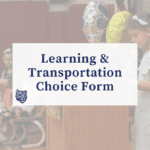 Learning and Transportation Choice Form