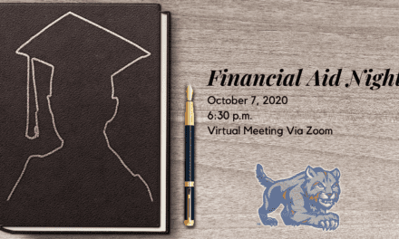 Virtual Financial Aid Night Oct. 7