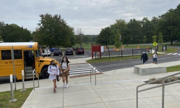 Welcome Back Jr/Sr HS Students
