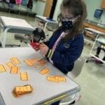 Sight Word Dominoes in First Grade
