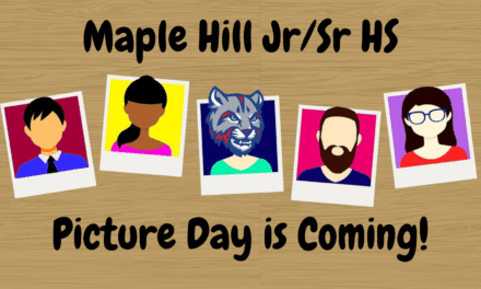 Jr/Sr Picture Day is Coming